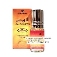 Арабская парфюмерия Nourus Al Rehab