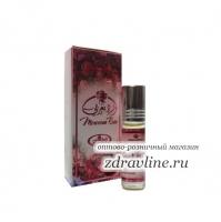 Арабские духи Moroccan rose Al-Rehab (Марокканская роза) 6 мл