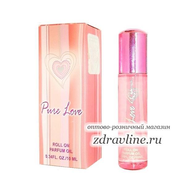 Масляные духи Pure Love Fragnans (Чистая любовь) 10ml