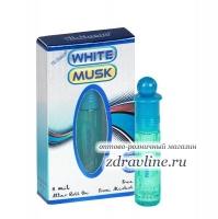 Масляные духи White Musk (Белый мускус)
