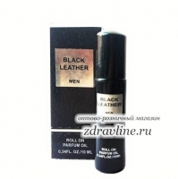 Духи Black Leather (Черная Кожа) Fragrance 10мл