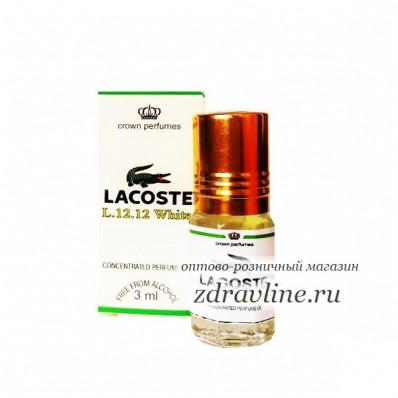 Духи Lacoste L.12.12 White (Лакост Белый)