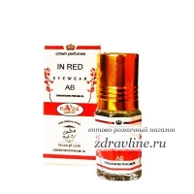 Масляные духи In Red Eyewear AB (Ин Ред)