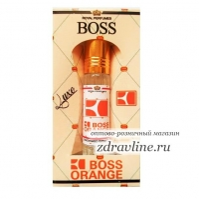 Духи Boss Orange (Босс Оранж) inum Egoiste (Платинум Эгоист)
