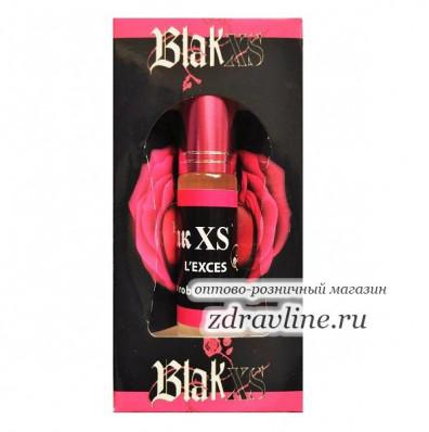 Духи Paco Rabanne Black XS L`Exces