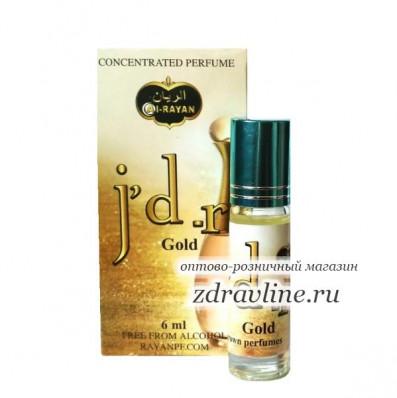 Масляные духи Jador (Жадор)