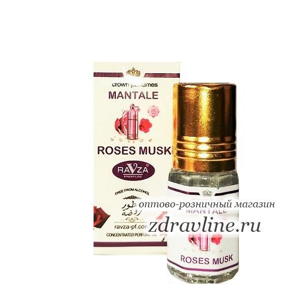 Духи Montale Roses Musk (Монталь Розовый мускус)