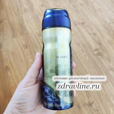Мужской дезодорант Al Fares (Аль Фарес)200 мл