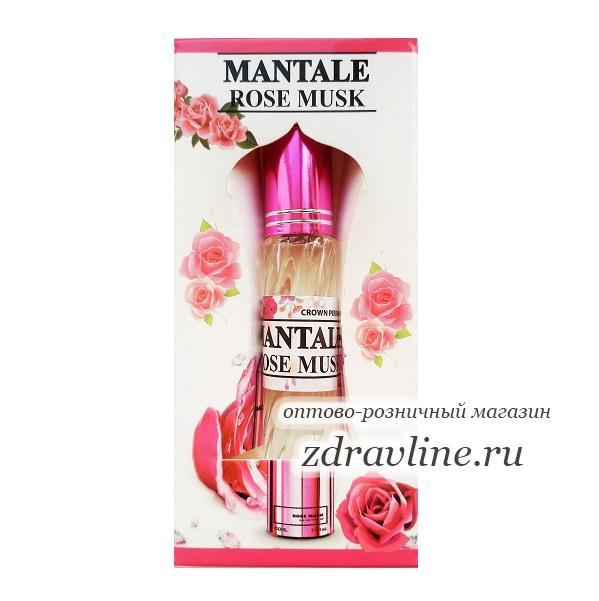 асляные духи Rose Musk Mantale (Розе Муск Мантале)