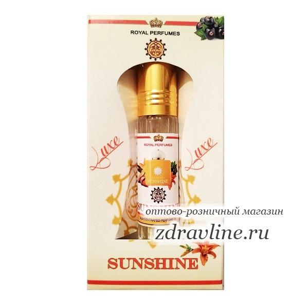 Духи Sunshine (Солнечный Свет)