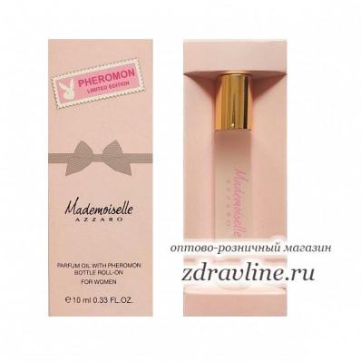 Духи с феромонами (копия Mademoiselle Azzaro) 10 мл