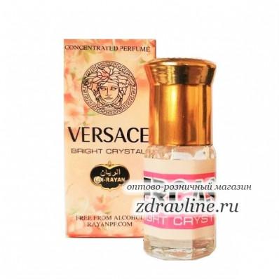 Духи Versace Bright Cristal (Версаче Брайт Кристал) Al Rayan 3 мл