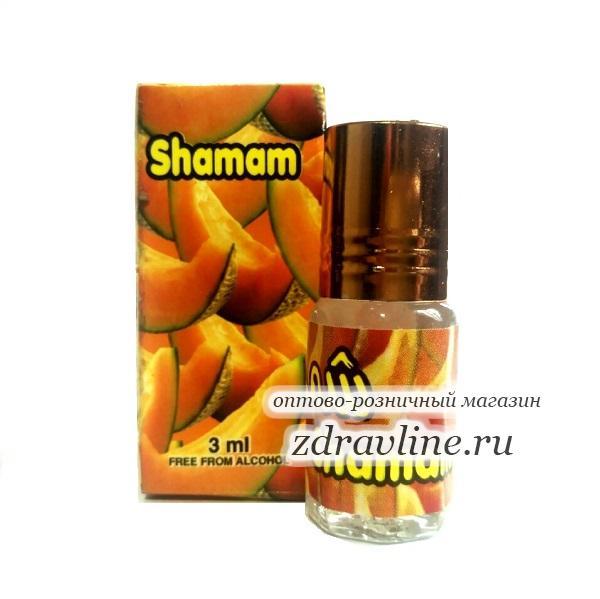 Масляные духи Shamam / Дыня от Zahra, 3 мл