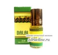 Женские масляные духи Dalal / Далаль от Zahra, 3 мл
