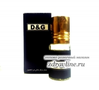Масляные духи D&G от Zahra, 3 мл