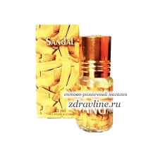 Масляные духи Sandal (Сандал)