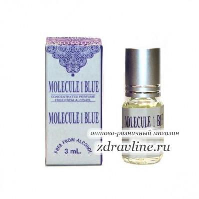 Масляные миск духи Мolecule 1 Blue / Малекула 1, 3ml