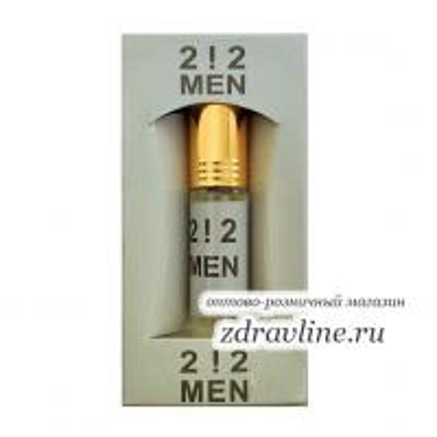 Арабские духи 212 Man (212 Мен) 6 мл