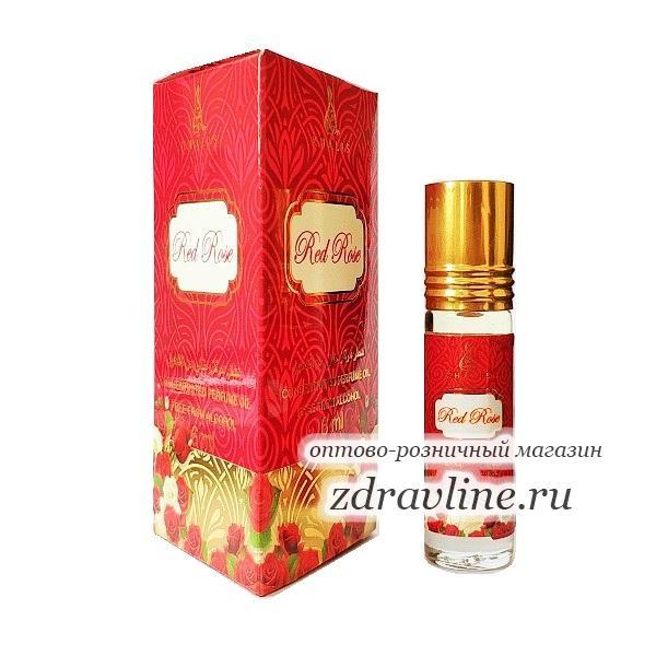 Маслянные духи Red Rose (Ред Розе) Khalis Perfumes 6 мл