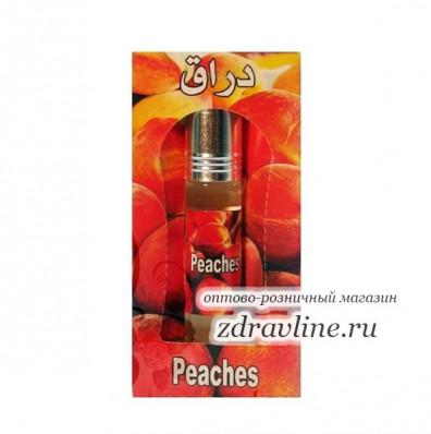 Масляные духи Peaches