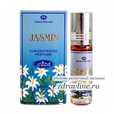 Духи Jasmin Musk (Жасмин муск) Al-Rehab 6мл