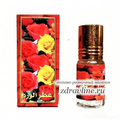 Арабские духи Rose (Роза)
