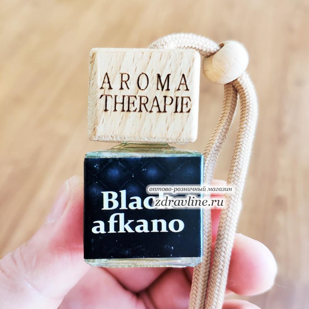Ароматизатор для машины Black Afkano