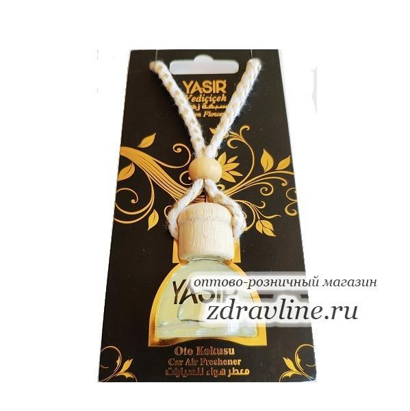 Автоароматизатор Seven Flowers Семь Цветов Yasir 10 ml