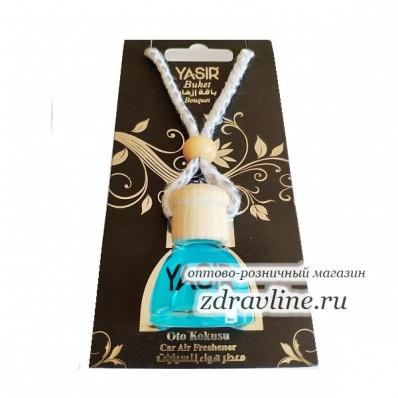 Автомобильный ароматизатор Bouguet Букет Yasir 10 ml