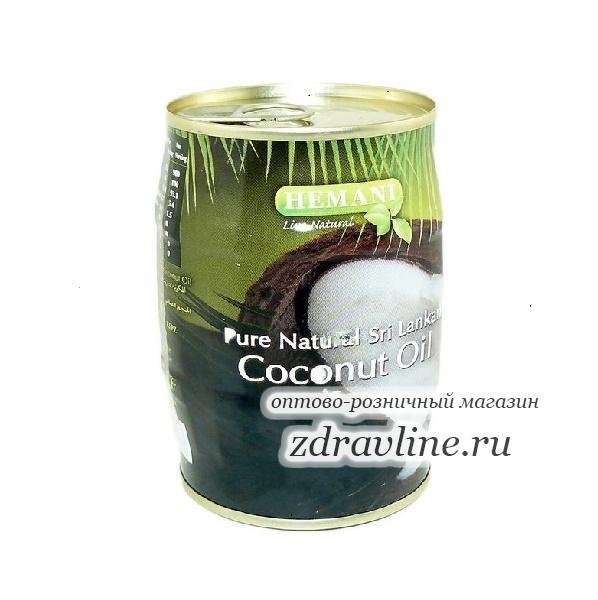 Чистое кокосовое масло Hemani