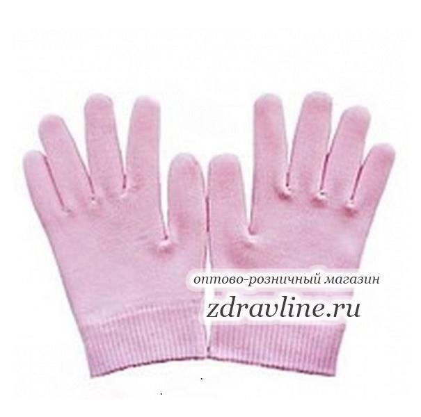 Увлажняющие перчатки с гелевой пропиткой, фото