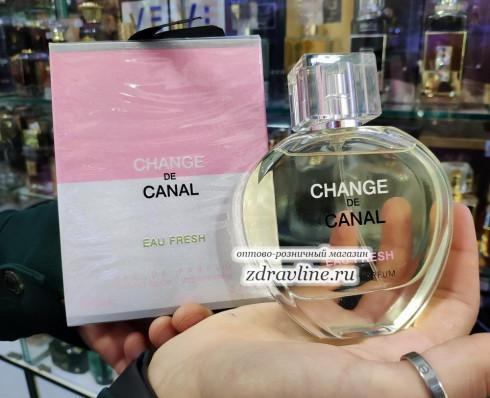 Духи Change de Canal eau Fresh